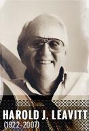Harold J. Leavitt Information Technology